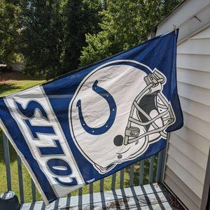 Wincraft Sports Vintage Indianapolis Colts Blue Wh